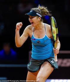 Belinda Bencic #WTA