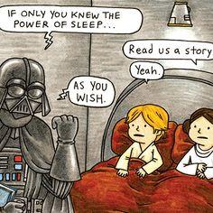 Aproxima-se o momento de ler uma história aos mais pequenos...e aqui fica a nossa sugestão!  Goodnight Darth Vader de Jeffrey Brown. http://casaruim.com/produto/goodnight-darth-vader/
