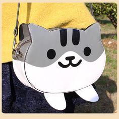 Neko Atsume Cat Bag!