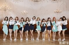 IZ*ONE, the group formed from the winning members of Produce had a Korean comeback on April 2019 titled Violeta. The Violeta MV as of April 2019 has more than 19 million views. Japanese Girl Group, Cosmic Girls, Photo Story, Video Film, High Resolution Photos, Photo Book, One Pic, Korean Girl, Behind The Scenes