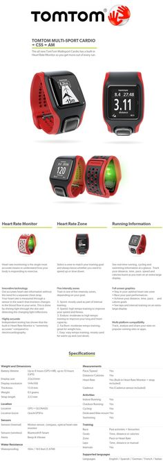 Buy TomTom MultiSport Cardio Sportswatch With Cadense & Speed Sensor + Altimeter at Luv Delight Singapore. Best Prices. http://luvdelight.com/tomtom-sngapore-gps-watches/TomTom-multi-sport-cardio-gps-watch-cadence-sensor-altimeter-singapore