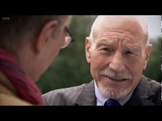 Patrick Stewart Recites a Poem In His Native Huddersfield (Yorkshire) Dialect - YouTube