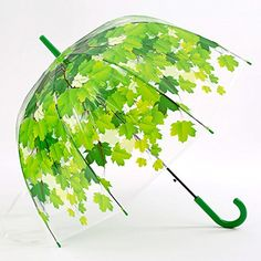 Leaves  Maple Clear Bubble Umbrella -- Be sure to check out this awesome product.(This is an Amazon affiliate link and I receive a commission for the sales)