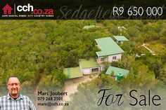 Farm For Sale in Sedgefield Rural Knysna, Coastal Homes, Home And Family, Cottage, Peace, Lifestyle, City, Garden, Nature