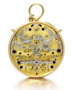 George Daniels Space Travellers Watch Sells for Record $4.3m   Perpétuelle