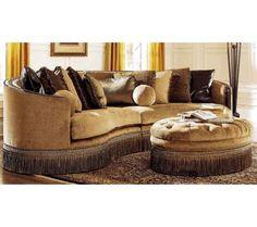 Whitney Barlow Bronze 2-Piece Sectional Sofa | 55DowningStreet.com