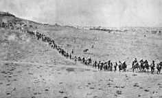 Armenian Genocide Death March. Armenia become the first official Christian state in AD 301 when king Tiridates III made Christianity the state religion.