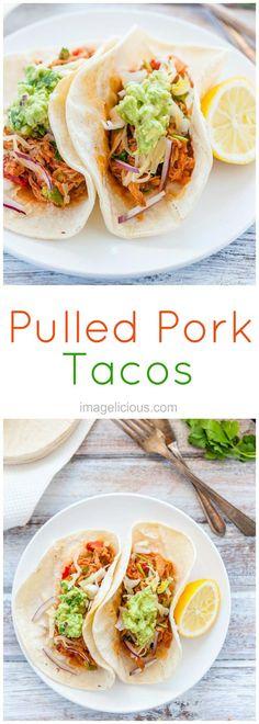 Pulled Pork | Tacos