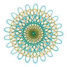Afbeeldingsresultaat voor spirograph art