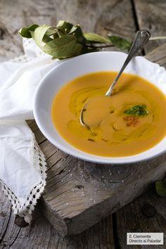 Cocina – Recetas y Consejos Pureed Food Recipes, Real Food Recipes, Soup Recipes, Vegan Recipes, Copycat Recipes, Chowder Soup, Food Decoration, Happy Foods, World Recipes