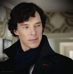 """its-annaholmescumberbatch: """" Oh that smirk makes me forget how to breath ;-) """""""