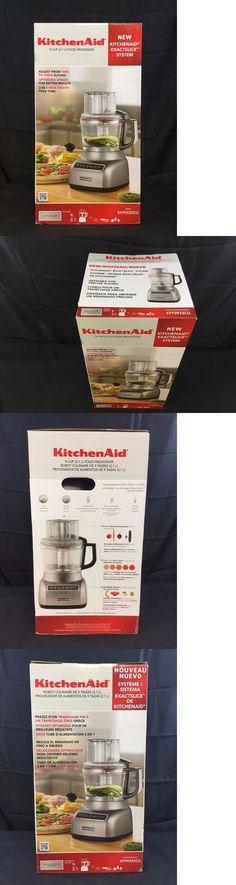 Food Processors 20673: Kitchenaid 9 Cup Food Processor W Exact Slice System    Contour