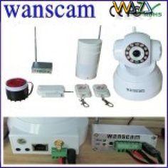 Alarma casa video IP wireless