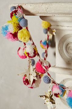 Wishing Star Garland - anthropologie.eu
