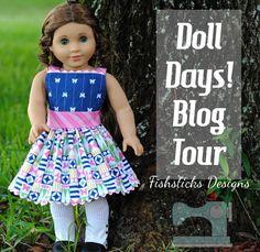 Кукла дни!  Блог Tour & Giveaway