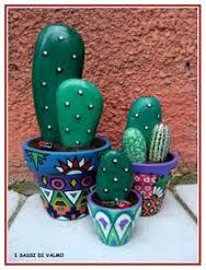 Résultats de recherche d'images pour «peinture roche cactus»