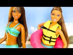 How to Make a Doll Life Jacket - tutorial shows how to for 18 inch dolls