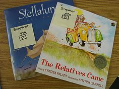 stellaluna was my favorite children's book of all times of course adding the hungy caterpillar and the rainbow fish and amelia bedelia:)