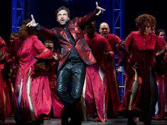 Hallelujah! 'Leap of Faith' opens tonight on Broadway.
