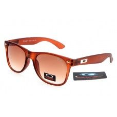 Deep Brown Frame Womens Sunglasses Brown Lens OA4249