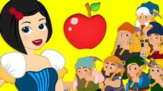 Snow White and the Seven Dwarfs | Fairy Tales Bedtime Stories 5 | Fairy ...