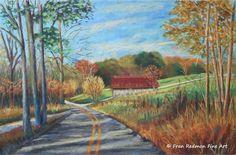 Fran Redmon Pastel Paintings Kentucky Artist