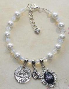 beaded bracelet by wanting