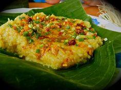 Na tarmine - traditional Shan snack