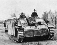 Early Stug III Ausf G in Russia