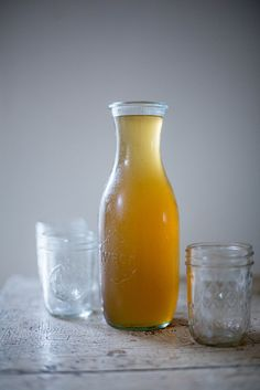 honeysuckle cordial and what to do with it, by Beth Kirby | {local milk}, via Flickr