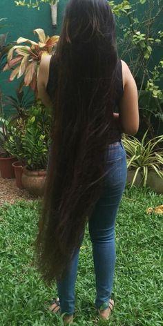 Long Dark Hair, Very Long Hair, Thick Hair, Female Hair, Beautiful Long Hair, Dream Hair, Moon Art, Long Hairstyles, Sasuke