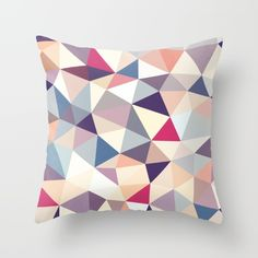 verscillende prints Abstract, geometric, soothing tones.