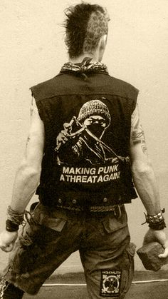 making punk a threat again by seven_resist