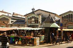 Quartier du marché de La Rochelle