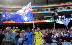 Photos: Australia v New Zealand Cricket World Cup final Cricket World Cup, World Cup Final, New Zealand, Finals, Australia, News, Sports, Fun, Photos