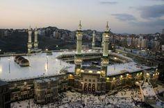 Masjid al-Haram, Saudi Arabia | Best places in the World