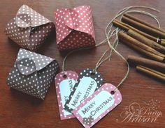 Printable gift boxes - The Party Artisan