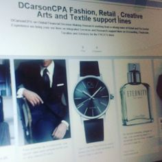 DCarsonCPA Fashion, Retail, Creative Arts and Textiles support lines rolling out on Pinterest.  Our lines are focused to help on Services and Growth.  #fashionwholesale #fashion  #Retail  #Accounting #taxes #economicresearch #advisory #financials #fintech #projectmanagement #costacvounting #PR #PublicRelations #outreach #awareness  and more