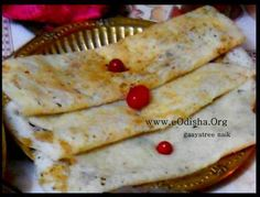 Chunchi Patra Pitha-The typical authentic Odia Pitha | eOdisha.OrgeOdisha.Org