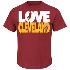 Kevin Love Cleveland Cavs t-shirt - http://store.sportsfan1984.com/3455-374306011-B00NER3E2M-Kevin_Love_Cleveland_Cavaliers_NBA_Mens_Stacked_Voltage_T_shirt_Wine.html