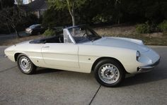 This 1967 Alfa Romeo Duetto Spider is said to be a local 1-owner car with a hardtop available. The engine and transmission were just rebuilt by the very well respected Alfa expert Glenn Olivera, but the car needs cosmetics and hopefully only minor rust work. Find ithere on Craigslistin Walnut Creek, California for $16,950. Special thanks to BaT reader Nathan R. for this submission!
