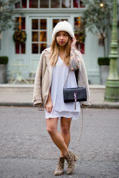 A Style Diary by Samantha Maria : THE DAKOTA