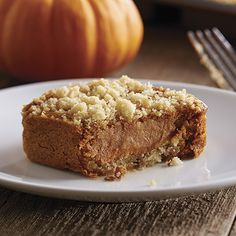 Pumpkin+Streusel+Cheesecake+Squares++-+The+Pampered+Chef®