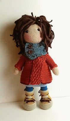 Mesmerizing Crochet an Amigurumi Rabbit Ideas. Lovely Crochet an Amigurumi Rabbit Ideas. Crochet Amigurumi, Crochet Teddy, Crochet Doll Pattern, Love Crochet, Amigurumi Patterns, Amigurumi Doll, Doll Patterns, Knit Crochet, Crochet Patterns