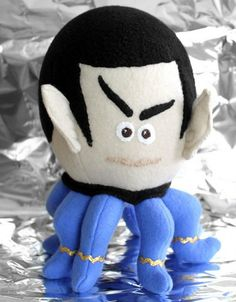 Spock-topus, Mister Spock As An Octopus | Incredible Things