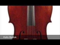 Kallo Bartok #Cello Audio