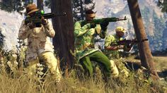 Rockstar acquaints us with some more features from the upcoming GTA Online DLC, Gunrunning.