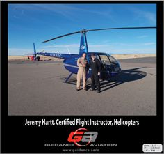 Jeremy Hartt, congrats on earning your CFI rating, helicopters!