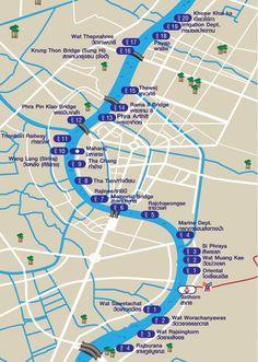 BANGKOK PDF MAP MRT BTS
