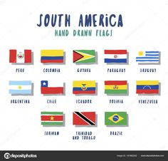 """Guyanaese flag crumpled paper central america flags south american countries with languages ecuadorian flag crumpled paper flags ofRead More """"All South American Countries Flags"""" Country Flags Icons, World Country Flags, Flag Country, Country Maps, Flags Of The World, Latin American Flags, South American Countries, American Country, South America Continent"""